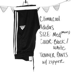 Adidas Trainer Pants
